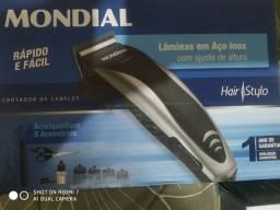 Título do anúncio: Máquina cortar Cabelos Hair Stylo CR02 127V - Mondial
