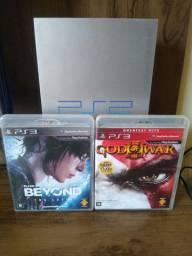 Beyond e God of War Jogos de Ps3