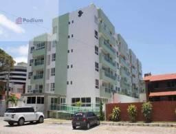 Apartamento à venda com 2 dormitórios em Cabo branco, João pessoa cod:37532-41296