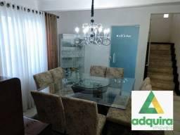 Título do anúncio: Casa com 3 quartos - Bairro Ronda em Ponta Grossa