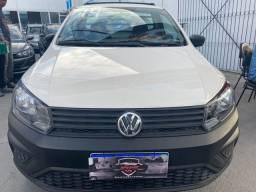 Título do anúncio: Volkswagen Saveiro robust/ 2019 com GNV