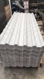PROMOÇÃO TELHA PVC PLAN CINZA