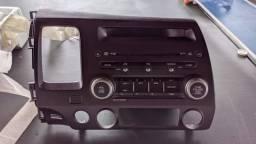 Radio Original Honda New Civic 07/12 SEM CÓDIGO