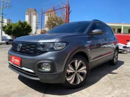 Título do anúncio: VW T-Cross 200 TSi apenas 3.700km estado de 0km