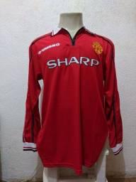 Título do anúncio: Camisa de time - Manchester United (1998)