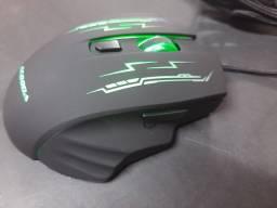 Mouse Gamer  led