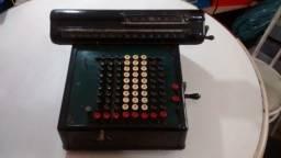 Máquina de Calcular manual Monroe da dácada de 30