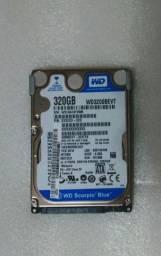 HD de 320 gb