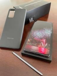 Samsung Galaxy Note20 5g Novíssimo+Caixa+Nota+Garantia+Completo