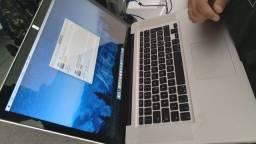 Macbook pro i7 8gb RAM 128ssd + 1tb hd