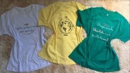 Tshirt 25,00 Cada