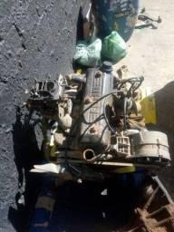 Motor cht 1.6 novo e caixa 5 marchas