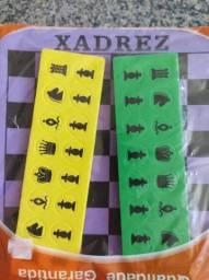 Jogo de Xadrez em E.V.A - Novo