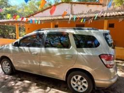 Chevrolet SPIN 7 lugares automática