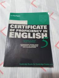 Certificate of Proficiency in English 5 - Student's Book With Answers