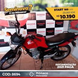 Start 160 Modelo/2017
