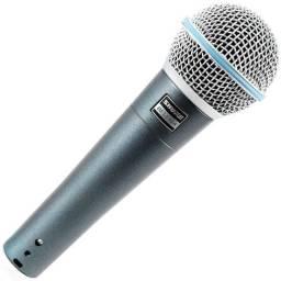 Microfones Shure Americanos
