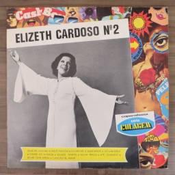 LP Disco De Vinil Elizeth Cardoso - Série Colagem N°2