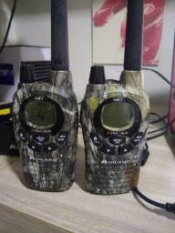 Rádio comunicador Midland GTX Profissional (Leia a descrição)