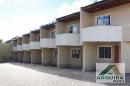 Título do anúncio: Casa com 2 quartos - Bairro Orfãs em Ponta Grossa