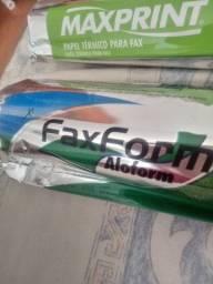 Bobina para fax MaxPrint e FaxForm