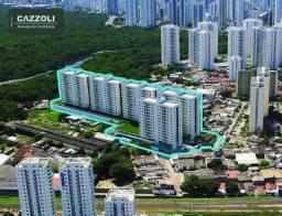 Apartamento com 2 dormitórios à venda, 53 m² por R$ 269.000 - Imbiribeira - Recife/PE