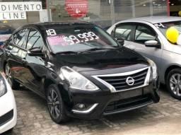 Nissan Versa 1.6 Unique 2018