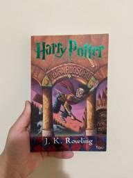 Harry Potter e a Pedra filosofal - Usado