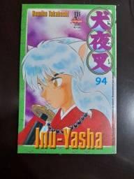 Título do anúncio: Mangá inuyasha vol. 94