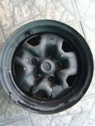 1 roda do Opala ou Caravan
