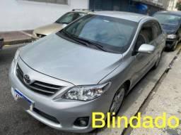 Toyota Corolla XEI 2.0 -BLINDADO -2014