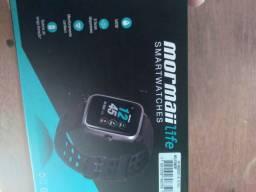 Título do anúncio: Smartwatches Mormaii life
