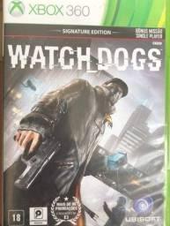 Jogo Xbox 360 watch dogs