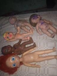 Brinquedos semi novos 80
