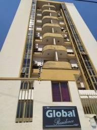 Título do anúncio: Edifício Global Residence - Locação