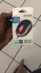 Mouse com fio 25$