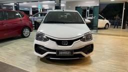Título do anúncio: Toyota Etios 1.3X 16v flex 2018