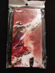 CAPA IPHONE 8 PLUS - NBA BULLS