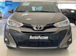 Toyota Yaris 1.5 XL Plus 2019 com 16700km