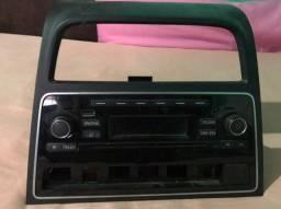 Aparelho de som original VW linha g6
