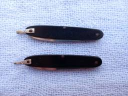 Dois Mini Canivetes Antigos