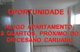 Oportunidade! Alugo no ótimo apartamento 2 quartos no centro Caruaru
