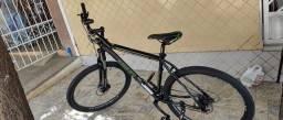 Bicicleta quadro 21 movimento shimano nova.