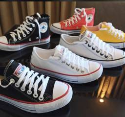 Título do anúncio: Tênis All Star/Nike/Adidas/Fila/Vans