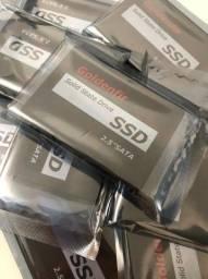 SSD 128GB - Novo Lacrado
