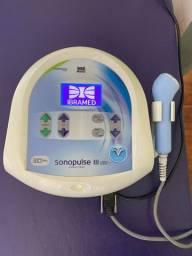 Ultrassom Sonopulse Compact Ibramed 3mhz