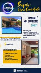 FB - Oportunidade!!! Bangalô no Nui supreme - 5 quartos