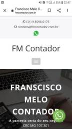 Título do anúncio: Contador/Contabilidade