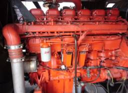 Gerador 500 kva Scania Carenado 2010