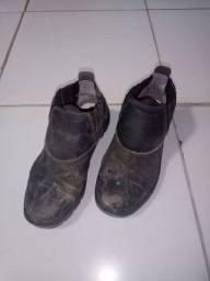 Botas Bico De Ferro